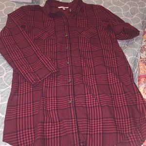 Victoria's Secret Flannel Night gown size small